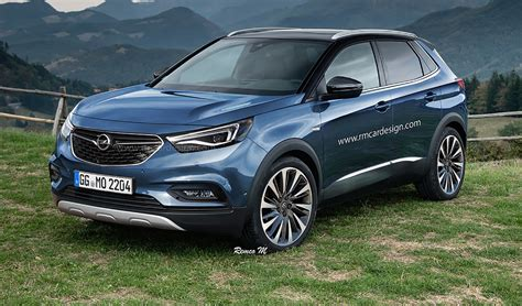 opel suv 2017 2017 opel grandland x rendered upcoming small suv