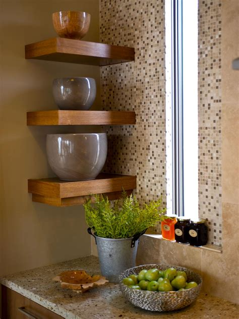 kitchen corner shelves ideas pictures of kitchen backsplash ideas from hgtv kitchen
