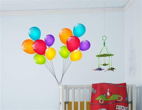 balloon wall stickers balloon wall stickers by parkins interiors