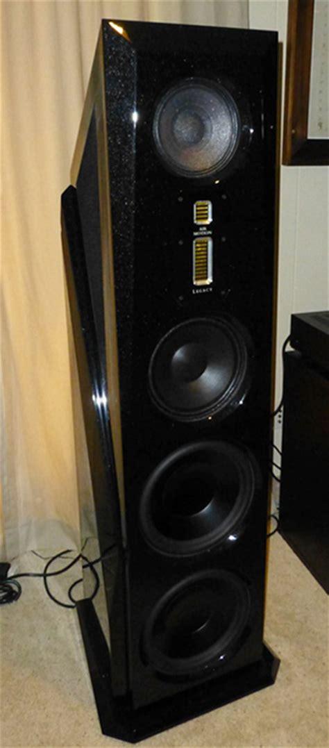 Speaker Subwoofer Legacy legacy aeris floor standing speakers review hometheaterhifi