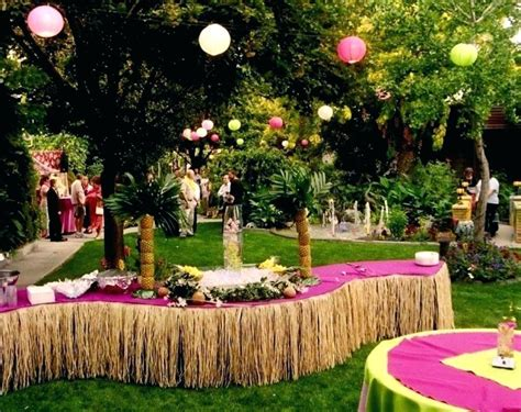 themed garden party ideas backyard party decorations torneififa com