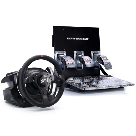 volante ps3 thrustmaster thrustmaster t500 rs gt racing wheel pc ps3 top achat