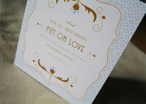 Ink Parade Paperie   Custom Wedding Invitations