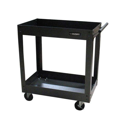 utility cabinet on wheels rolling utility cart luxor 3 shelf heavy duty tool cart