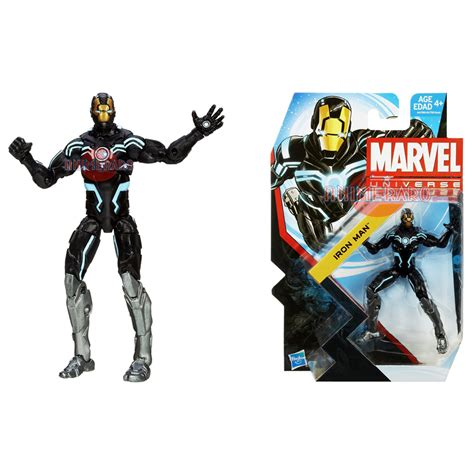 3 inch figures marvel universe 3 3 4 quot inch series 5 018 black blue