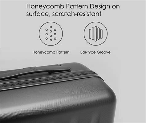 New Baru Koper Xiaomi Original Suitccase Luggage 24 Inchi Inch Tas T kilimall original xiaomi 90 minutes spinner wheel luggage travel suitcase gray 20 inch 520788