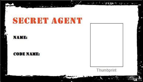 nasa id card template kindergarten secret card search