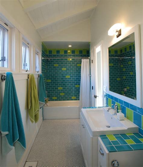 lime green bathroom tiles 35 lime green bathroom wall tiles ideas and pictures