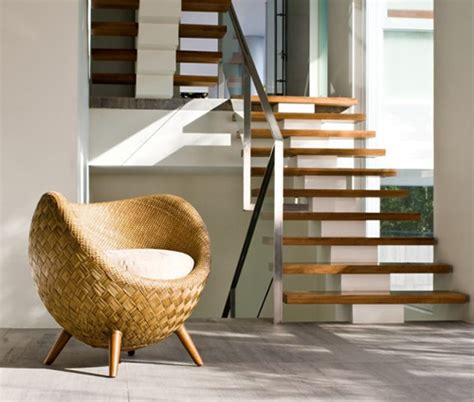 small comfortable chair small comfortable rattan chair by kenneth cobonpue la luna
