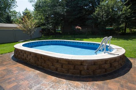 r for above ground pool custom made above ground pools home design