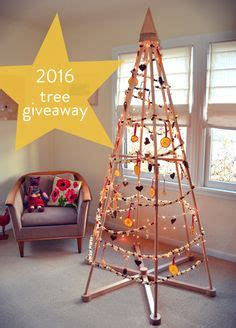 jubiltree a reusable wooden christmas tree jubiltree wooden tree made out of solid maple a modern tree furniture decor