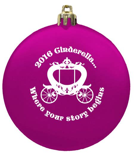 cheap personalized christmas ornaments flat
