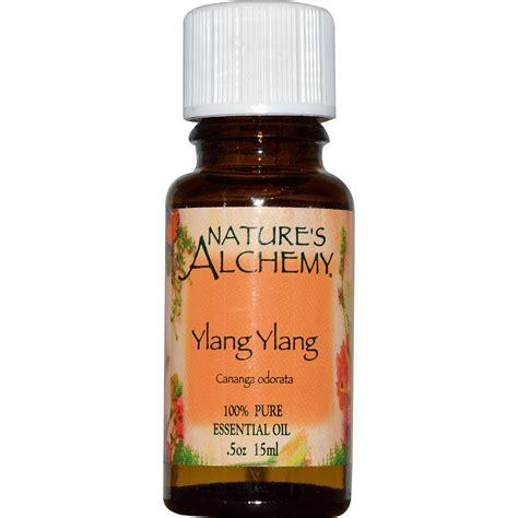 Minyak Aromatherapy Aromatherapy Ylang Ylang 35 Ml nature s alchemy ylang ylang essential 5 oz 15 ml iherb