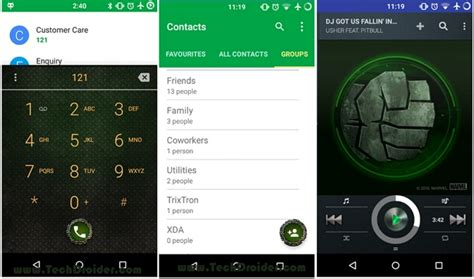 themes for yuphoria android hulk theme for cyanogenmod 12 cm12