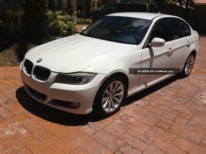 2011 bmw 328i and