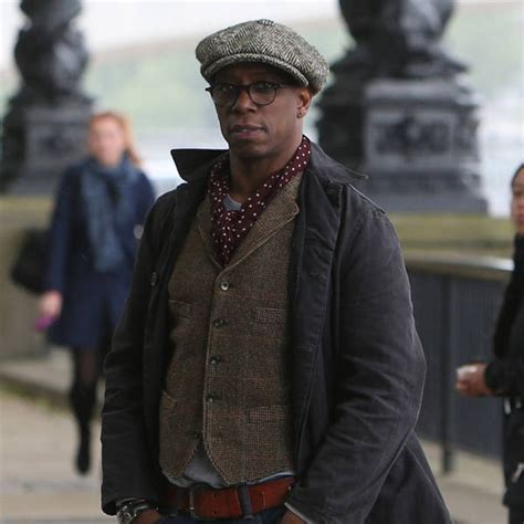 Charming Black People Church Clothes #2: Ian-wright-cap2.jpg