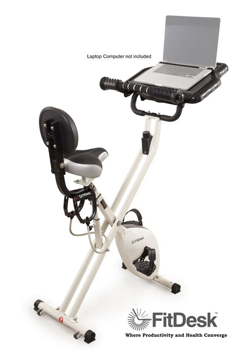 Fit Desk 2 0 by Fitdesk X 2 0 Desk Exercise Bike Review Equipment