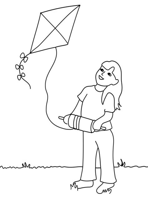 the kite family a fragmentary sketch of the family from its origin in the 9th century to the present day classic reprint books flying kite coloring page getcoloringpages