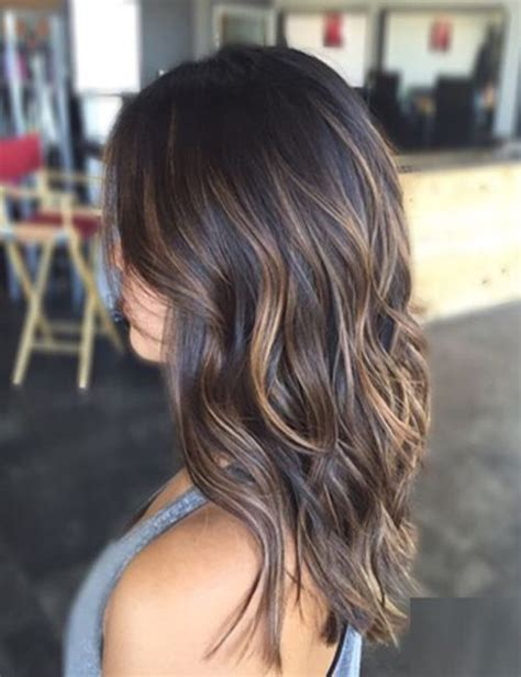 medium haircuts and color 2017 best top 10 medium length chocolate brown hairstyles summer 2017 daily free styles