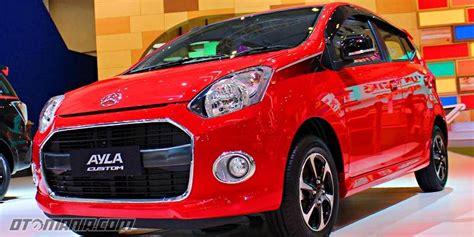 Harga Merek Mobil Paling Murah harga baru quot mobil murah quot daihatsu naik paling tinggi