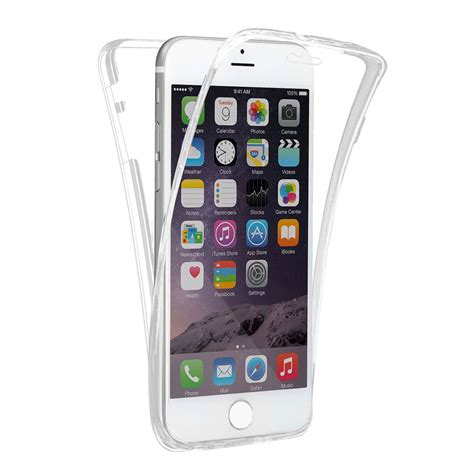 ebay iphone clear 360 176 full body tpu soft protective case cover for