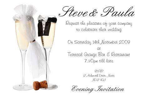 professionally design wedding invitation card template word