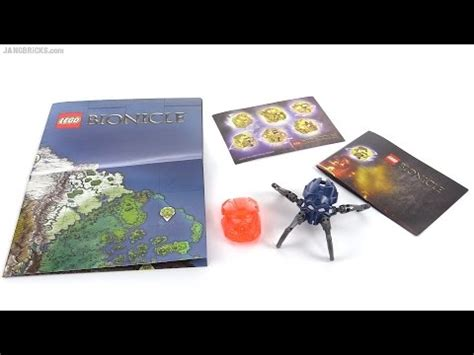 Wrong Name On Search Warrant Let S Build Bionicle 5002942 Villain Pack By Rolloutreviews