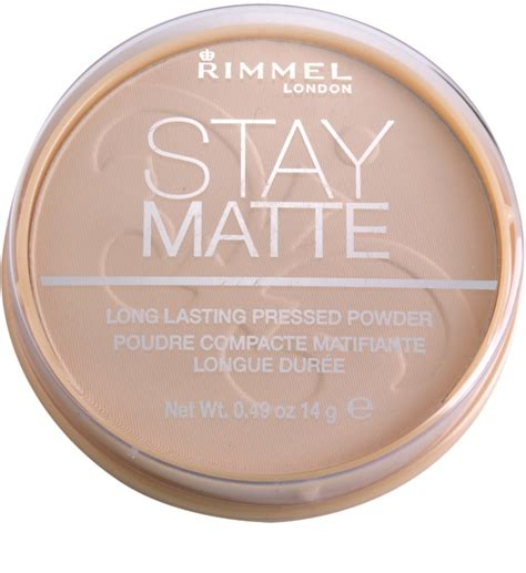 Rimmel Stay Matte Powder rimmel stay matte puder iperfumy pl
