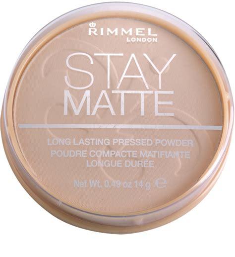 Rimmel Stay Matte rimmel stay matte pudra aoro ro