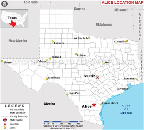 where is texas located on the map where is located in texas usa