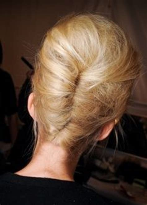 modern french twist how to hairstyle dreams modern french twist give me a head