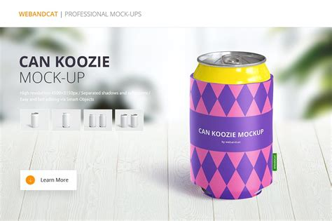 40 best realistic can psd mockup templates designazure