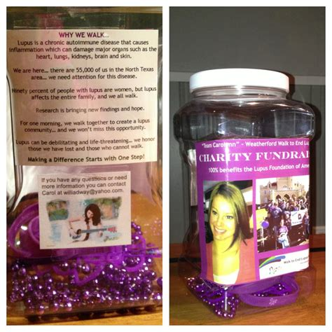 Pin By Melani Gilmer On Relay For Life Ideas Pinterest Donation Jar Label Template