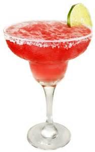 strawberry margarita food drink pinterest