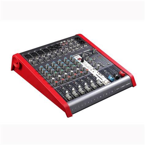 Mixer Audio Proel proel m822usb mixer 8 canali con effetti