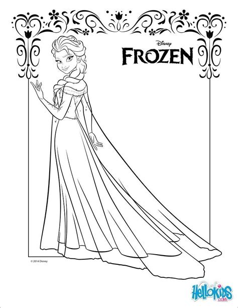 Coloring Page Elsa And by Karlar 220 Lkesi Elsa Boyama Sayfaları Sınıf 214 ğretmenleri