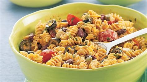 mexican pasta salad mexican macaroni salad recipe from pillsbury com