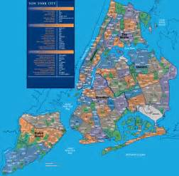 Map Of New York City Suburbs by Pin City Map Of New York City New York United States Of