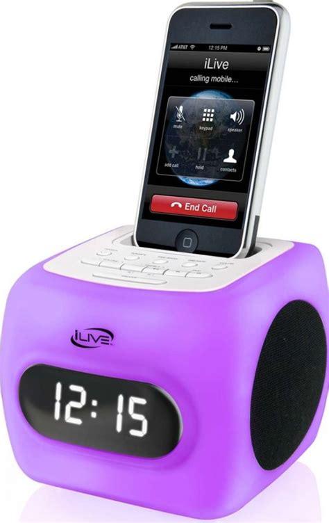 color changing clock radio gadgets matrix