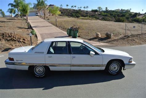 old car owners manuals 1992 buick roadmaster electronic valve timing 1992 buick roadmaster limited in el cajon ca 1 owner car guy