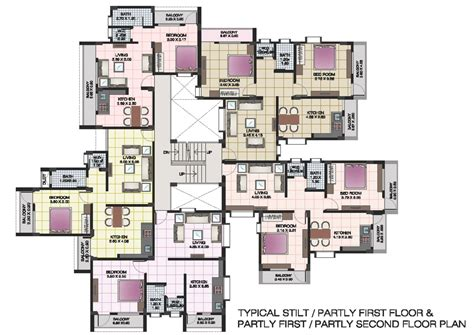 Apartment Plan by Apartment Structures Apartment Floor Plans Of Shri
