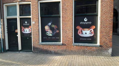 doppio espresso leeuwarden doppio espresso opent 2e vestiging in groningen