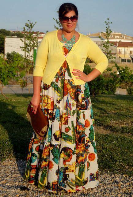 Chika Maxi Cardi dress cardi statement necklace my style
