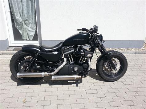 Louis Motorrad Saarbr Cken by Xl 1200 Forty Eight Auspuffband F 252 R Die 48 S 1