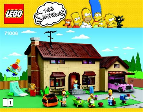 lego the simpsons house 71006 the simpsons