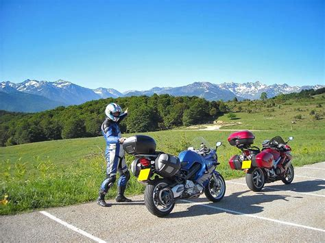 Buffalo Grill Deauville by Cavturbo S Motorcycle Pyrenees Tour