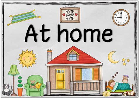 And Home by Ideenreise At Home Themenplakat Und Zusatzmaterial