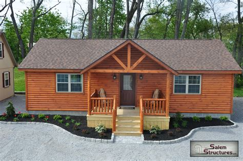 cottage mobile homes 24 x40 valley view modular log cabin cabins log cabins