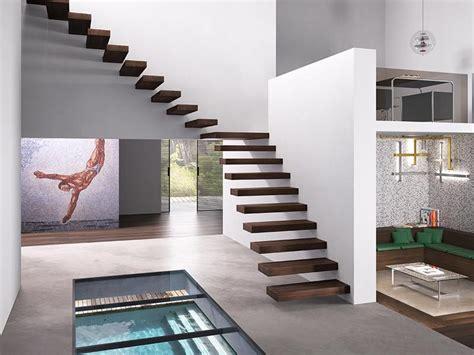 scale in legno per interni kit scale per interni