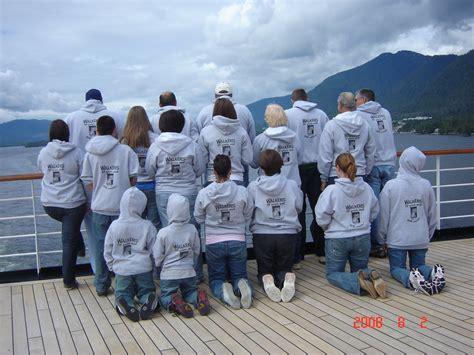 alaska designs custom t shirts for walker 50th wedding anniversary